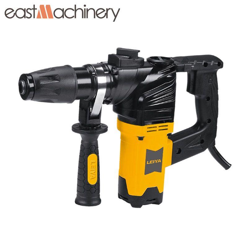 LEIYA 900W 220~240V electric hammer,electric rotary hammer(China (Mainland))