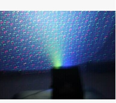 D red and green laser stage lighting light pattern full wedding spotlights rain raster effects(China (Mainland))