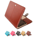 Mosiso Luxury PU Laptop Leather Sleeve Case for Apple Macbook 12 inch A1534 Notebook Ultra book