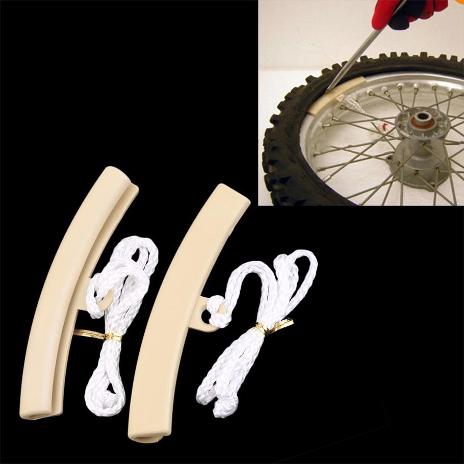 2pcs Plastic Wheel Rim Protector for Passenger Car & Motorcycle Edge Protectors Tyre Tire Repairing Tool hot selling(China (Mainland))