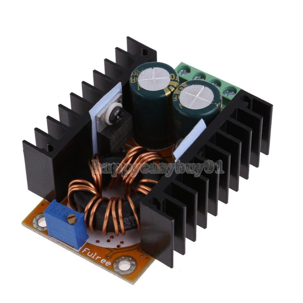 12V to 1-35V Notebook Car Power Adapter Booster Module Inverter Converter H1E1(China (Mainland))