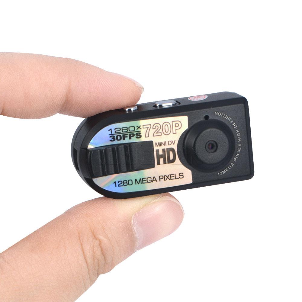 New arrival Smallest Full HD 720P Mini DV DVR Camera Camcorder Night Q5 miniature camera infrared night vision camera shoot(China (Mainland))