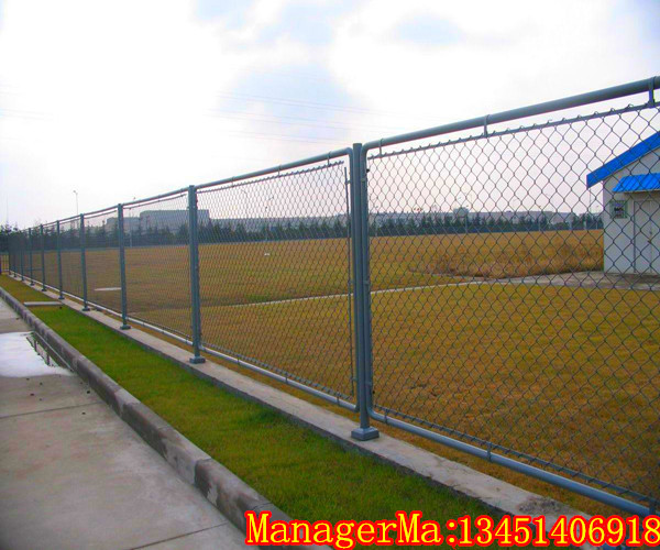Low sales chain link fence, plastic coated chain link fence, mass customization, good quality preferred ShuoJin(China (Mainland))