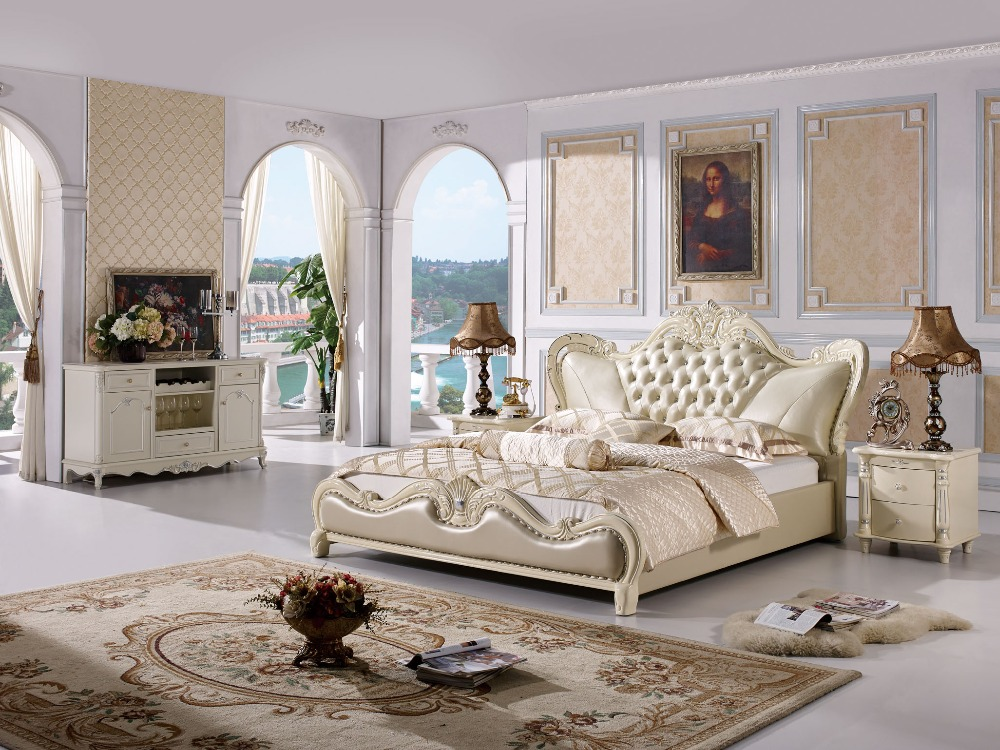 Bedroom Furniture American Style In Beds From Furniture On Aliexpress