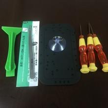 7 in1 apertura Pry herramientas de reparación destornillador del teléfono Moble desmontar Kit Set desmontaje device para Apple iPhone 5 6 iPod Touch