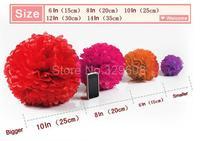 Искусственные цветы для дома 5 10/25 Poms HQA10*5