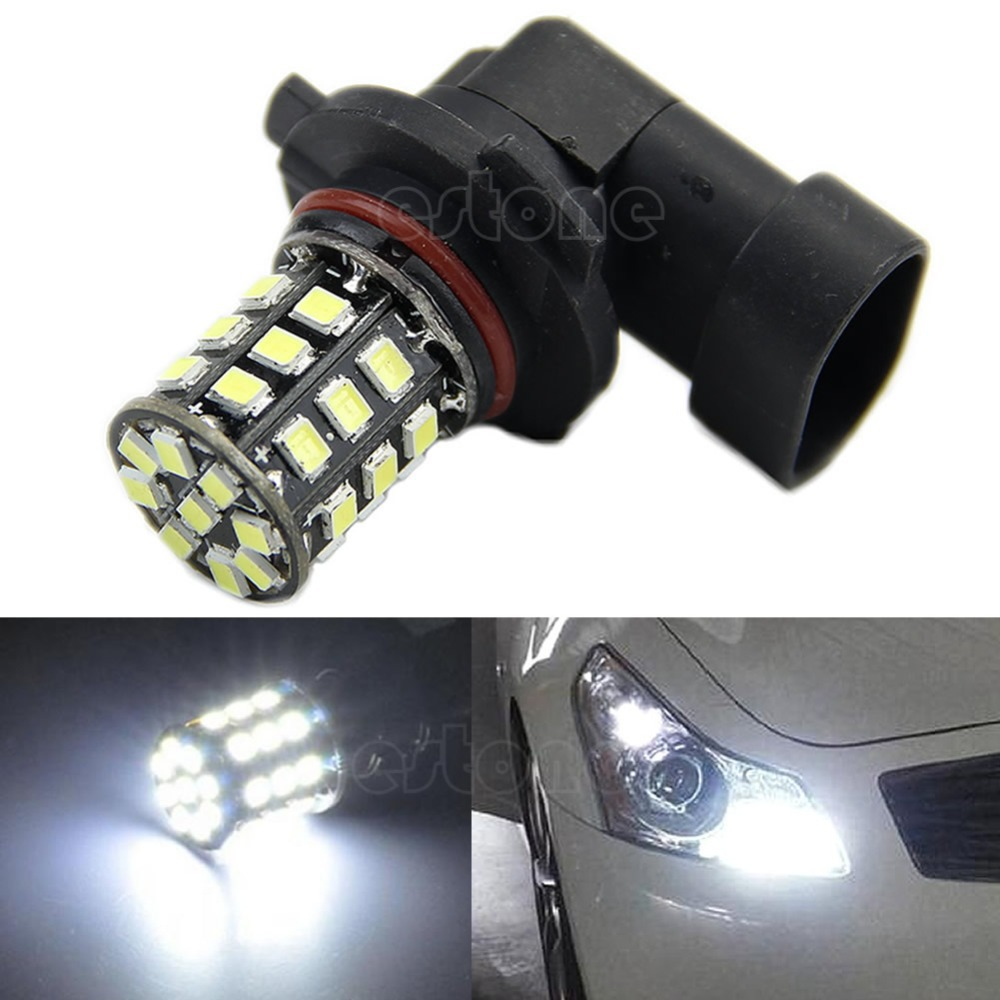 A31,New 800 Lumens AX-2835 SMD 9005 Xenon White LED Bulb FOR DRL or Fog Light(China (Mainland))