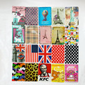 Hot-selling PU&PVC passport Cover ,business Card -ID Holders for travel ,Free shipping with 22 kinds of Pattern for choose