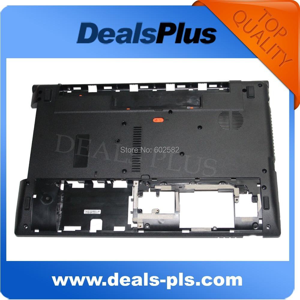 El 95% nuevo reemplazar para acer aspire v3 v3-551g v3-571g series laptop case inferior cubierta de la base, envío libre