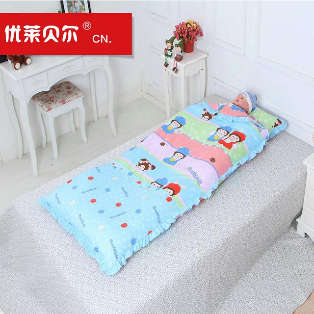 Excellent Lai Beier for 0-8 years old children multifunctional infant sleeping bag cotton cartoon envelope style sleeping bag  <br><br>Aliexpress