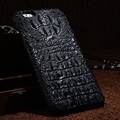 Real Genuine Leather Case for iPhone 7 Plus 6 6S Plus Cell Phone Luxury 3D Crocodile