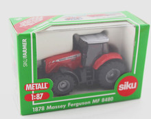 Buy SIKU 1:87 1878 Massey Ferguson MF 8480 Fendt 939 Vario Diecast farm tractor for $9.90 in AliExpress store