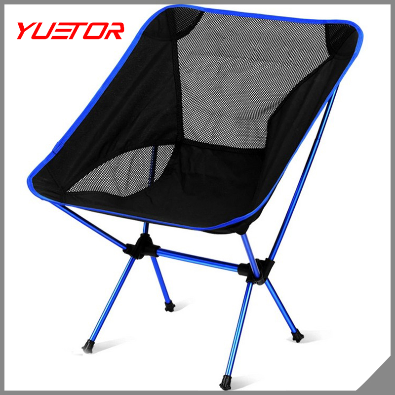 Гаджет  New YUETOR outdoor folding camping chair 33*44*65cm seat for fishing festival Picnic BBQ beach PY42003 None Мебель