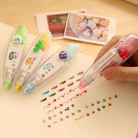 1 Kawaii Washi Correction Tape diy Fita Corretiva Stationery Decorative Japanese Scrapbooking Sticker Articulos De Papeleria