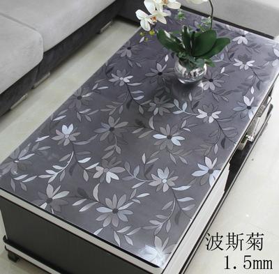 nappe transparente pour table basse
