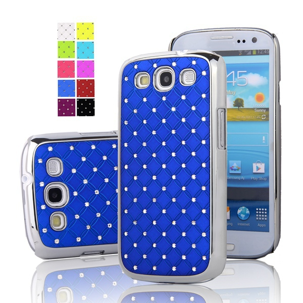 Чехол для для мобильных телефонов New Brand Bling Rhinestone Samsung Galaxy S3 SIII i9300 For SamSung S3 I9300 skywalker power supply board for gongzheng 3212ak printer