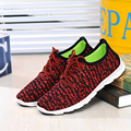 HOT Unisex lovers casual shoes top Air mesh loafers shoe for men women 2016 MEN S