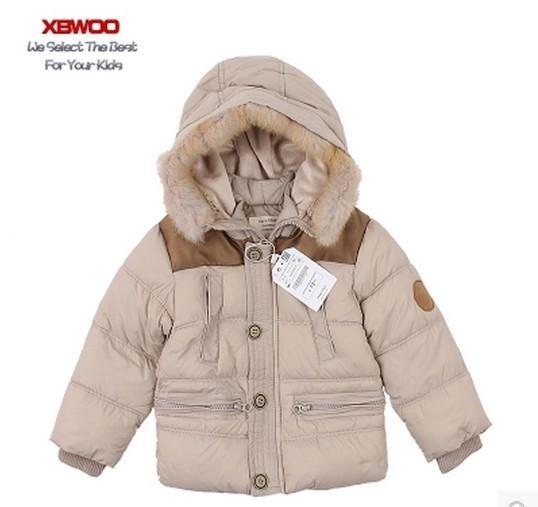 Зима одежда для младенцев мальчики флис пальто дети толстый пэчворк верхняя одежда дети тёплый мягкий одежда