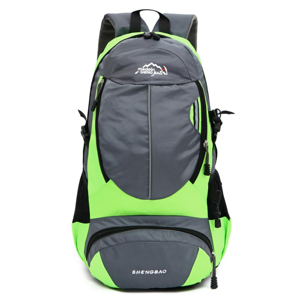 Vintage Adjustable Unisex Nylon Rucksack Shoulder Bags For ...