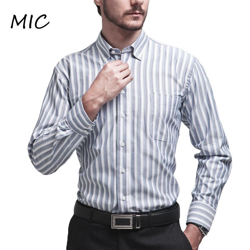 Buy Mens Brand Shirts Long Sleeve Oxford