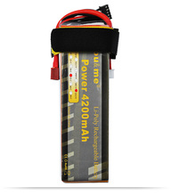 You&me KT airplane 4200MAH 22.2V 35C AKKU LiPo RC Battery For fixed-wing helicopter 6S