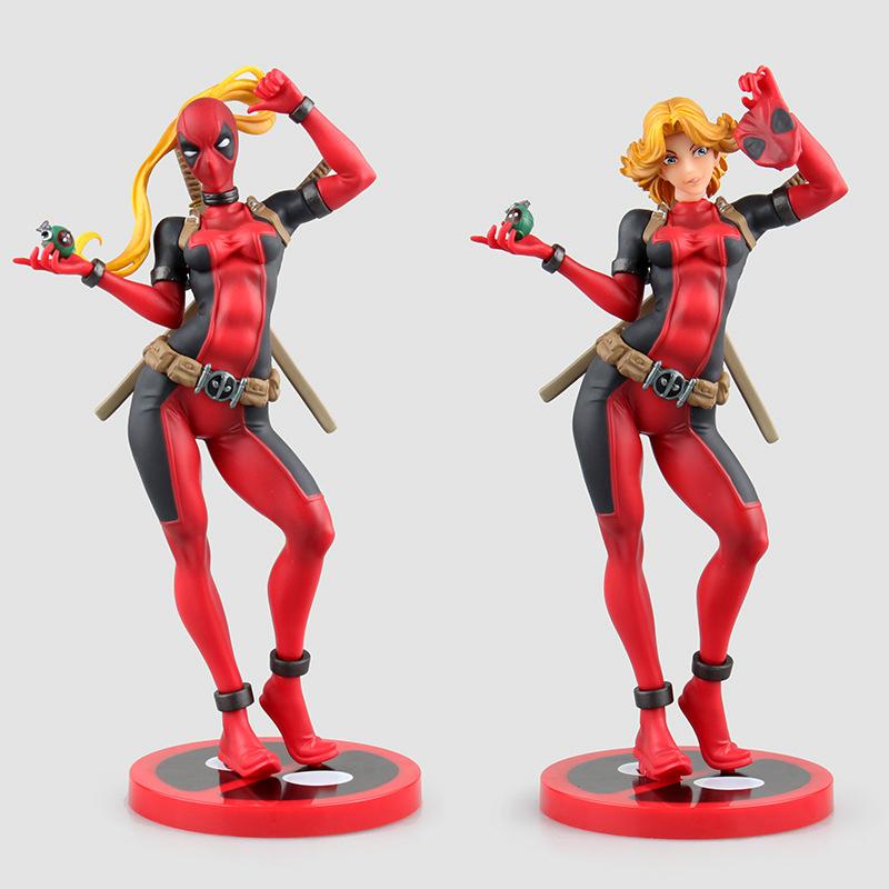 Lot de 6 figurines marvel dc 7.38€ @ Everbuying
