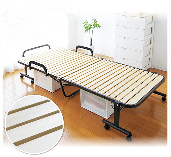 Compra metal frame sofa bed online al por mayor de china - Somier japones ...