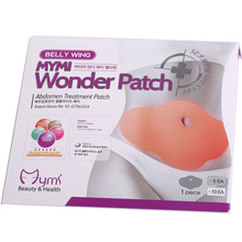 20 PCS/4 Boxes MYMI Wonder Slim Patch Slimming Belly Lose Weight Abdomen Fat Burning Patch Free Shipping