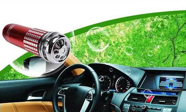 Classical Auto Car Fresh Air Purifier Oxygen Bar Ionizer(China (Mainland))