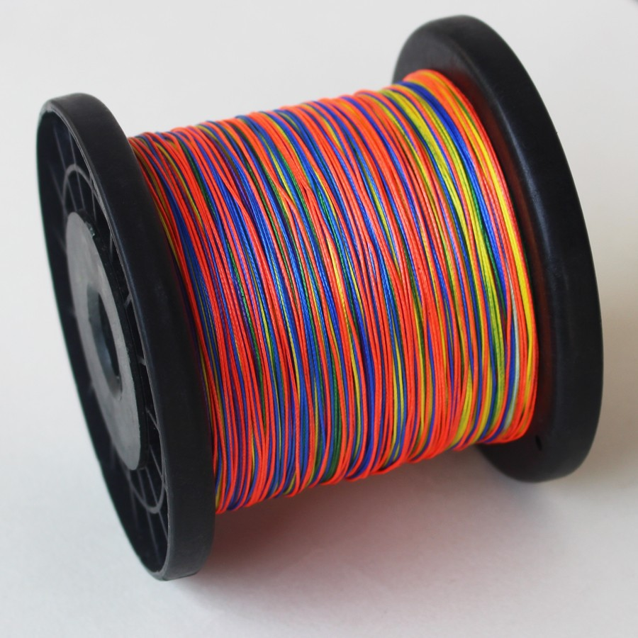 200lb 8 strands braided fishing line 1000m super strong for Braided ice fishing line