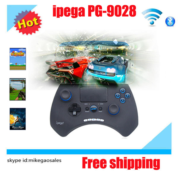 high quality IPEGA PG-9028 Mobile Game Controller for iphone samsung ISO/Android(China (Mainland))