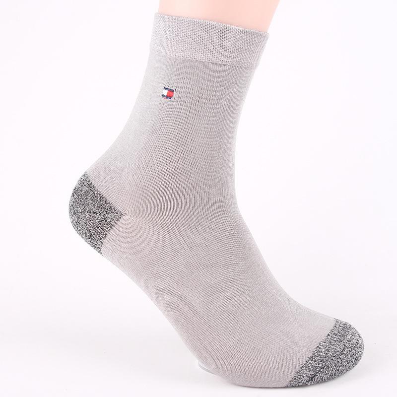 1 pair NEW 2015 High Quality Casual Men's socks 100% Cotton Original Brand Sport Socks Medias de los (China (Mainland))