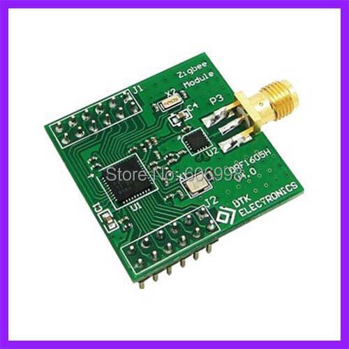 2pcs/lot UART Serial Port To Zigbee Wireless Module(China (Mainland))