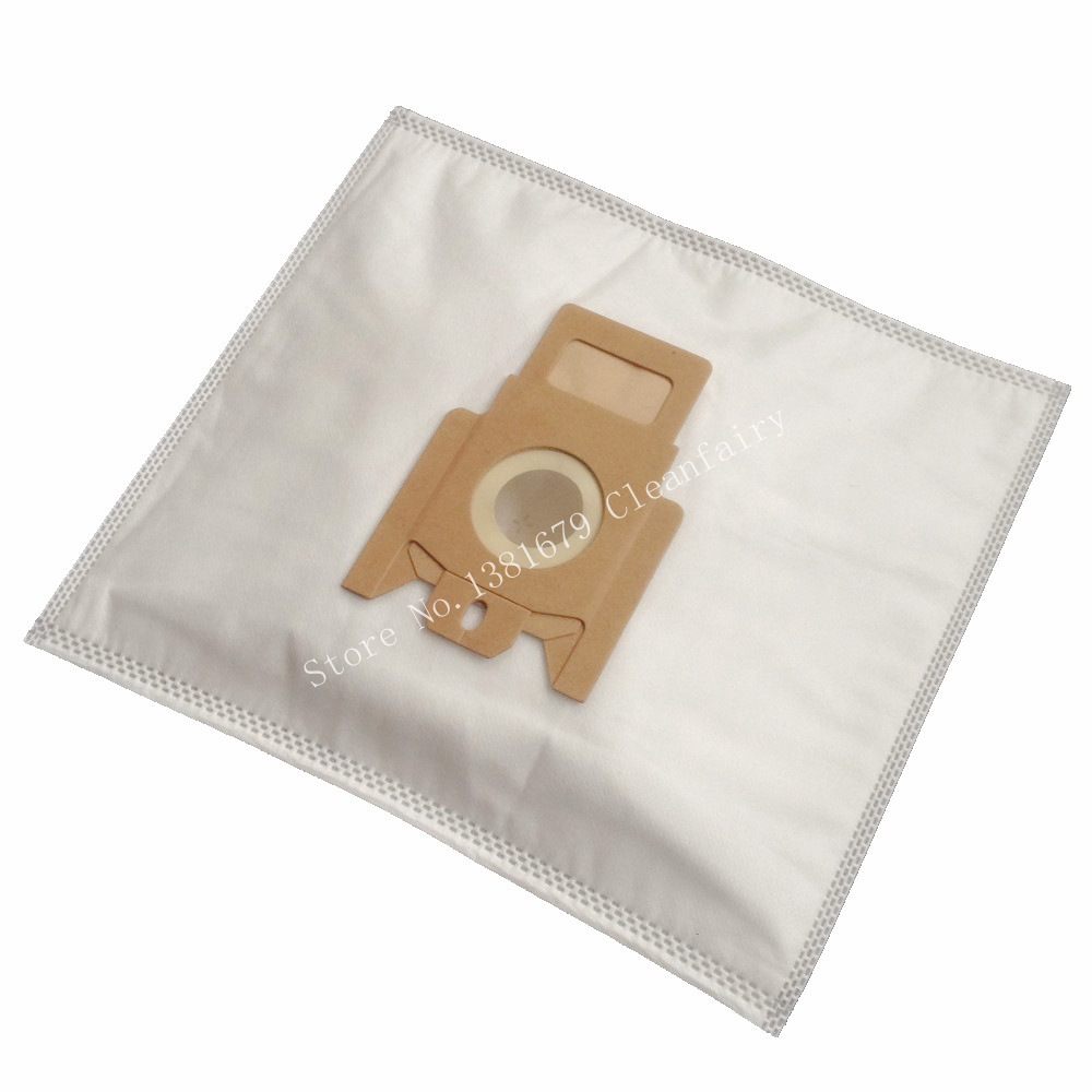 15X Miele FJM dust bag Miele GN dust bag with 6 filters suitable for Miele S241 S256i S290 S299 S300i S399i S400i S499i S500(China (Mainland))