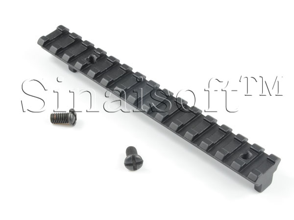 UTG OEM 2nd Gen. STANAG to Picatinny Adaptor Complete w/ Screws MNT-HKAD1 Free Shipping<br><br>Aliexpress