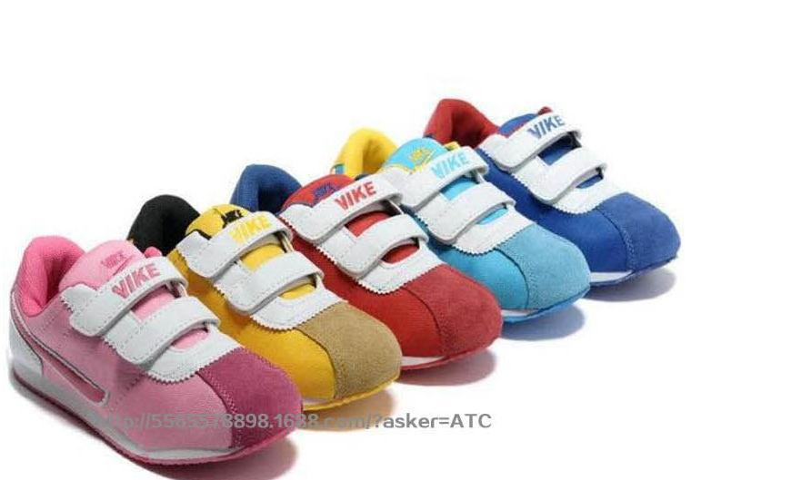 children brand shoes boys girls sport sneakers (13.4cm-23cm) - Footprints store