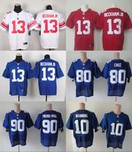 A+++ all stitched New York Giants,#li Manning,Odell Beckham Jr,Victor Cruz, Jason Pierre-Paul()