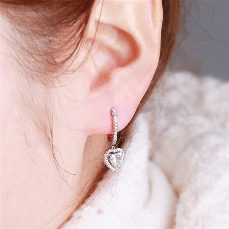 925-sterling-silver-3-Carats-NSCD-lab-Diamond-Halo-Drop-Earrings-Wedding-Engagement-Jewellry-heart-shaped.jpg (750×750)