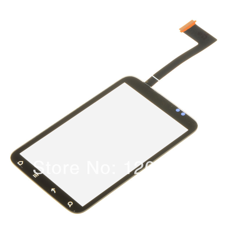 P Free shipping Replacemen LCD Touch Screen Glass Digitizer fit for HTC Wildfire S G13 A510E B0129 W