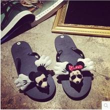 Summer New Beach Cartoon Design Casual Flip Flops Women'S Sandals Womens Shoes Chausson Femme Schoenen Woman - BEAUTY LIFE HOME store