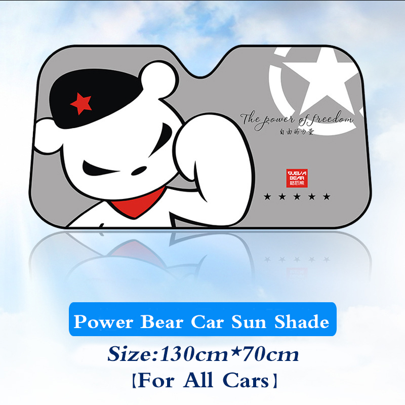 The latest car sun shade UV protection sunshade Front and rear window sunshade film car Car Windshield Visor Cover(China (Mainland))