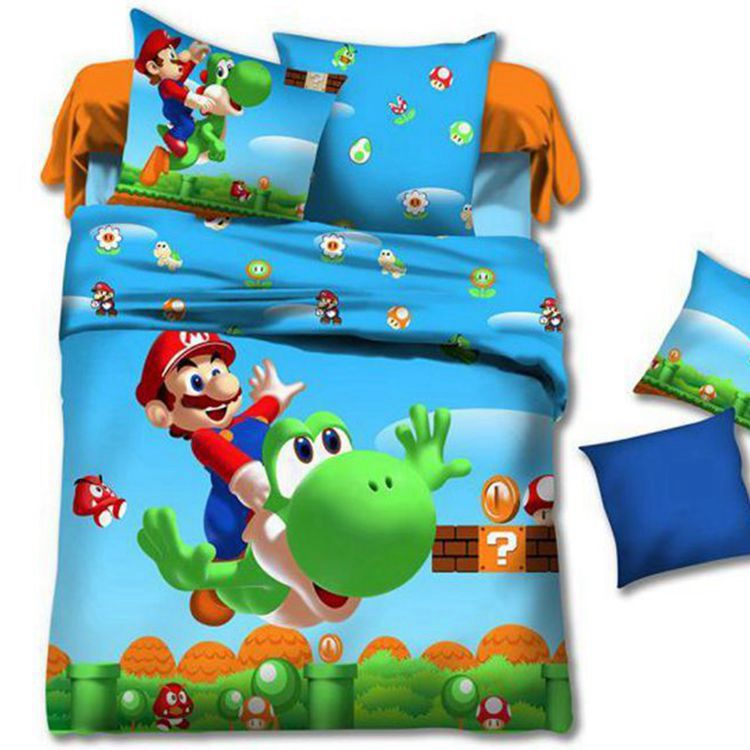 Toddler Bed In A Bag 28 Images Super Mario Kids Cartoon Baby Toddler Bedding Set Twin
