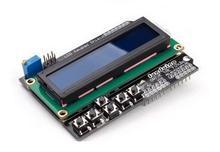 1602 LCD Keypad Shield Duemilanove UNO MEGA2560 MEGA1280 with High Quality and Free Shipping(China (Mainland))