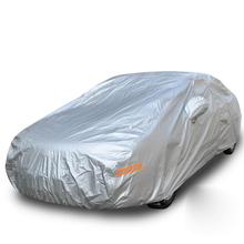 Автомобиль серебряный цвет дышащий уф-защита крытый щит автотентами внедорожник XL 5.1 * 2 * 1.8 бесплатная доставка