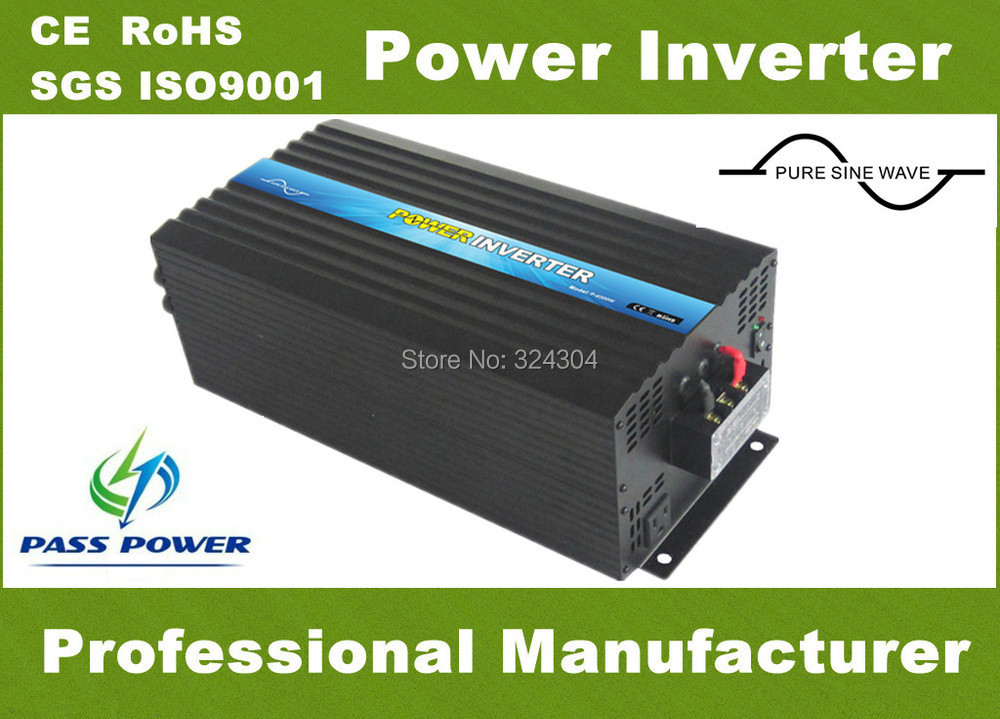 4000W/4kw solar converter DC to AC one year warranty(China (Mainland))