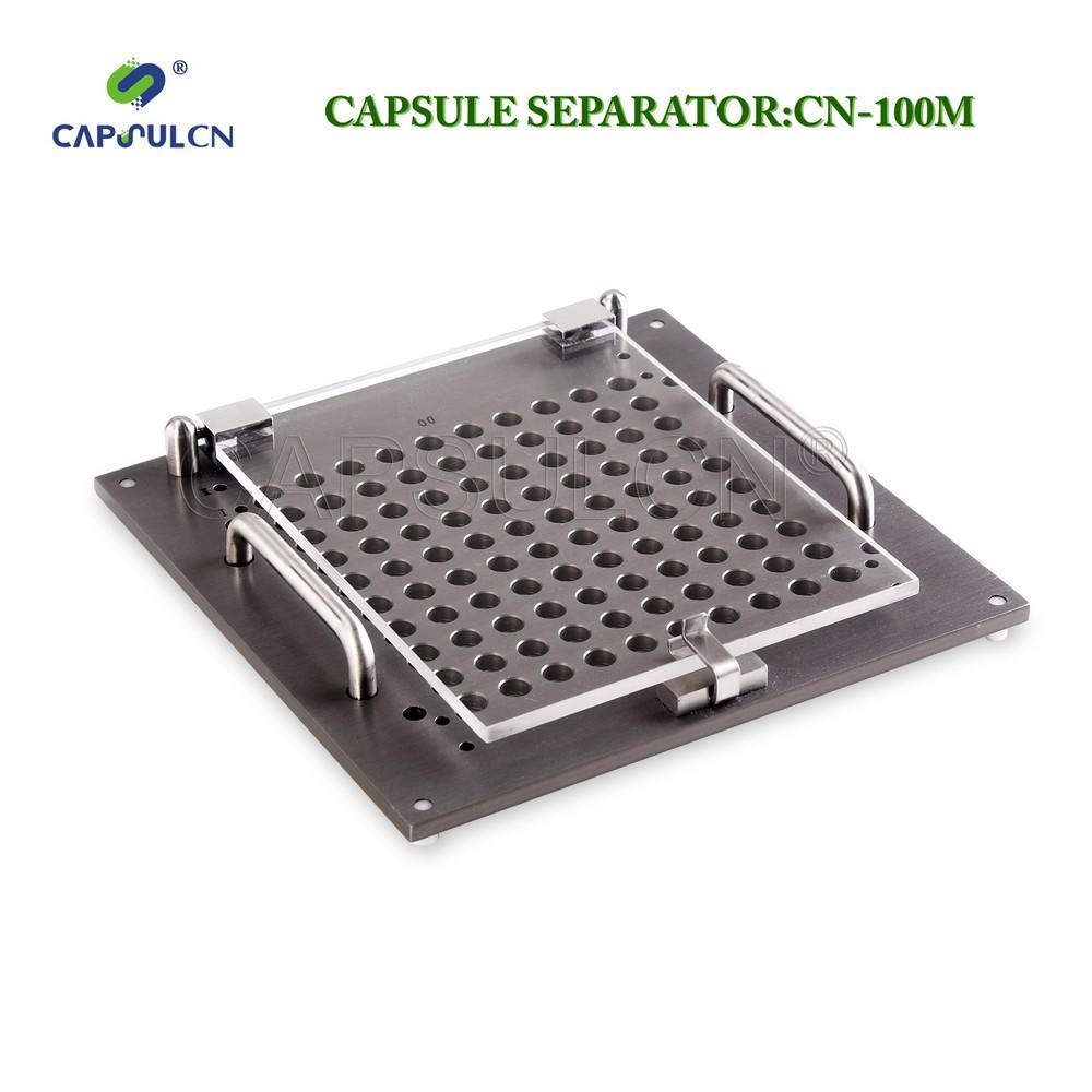 Купить Высочайшее качество CapsulCN-100M Размер 1 Полуавтоматический Заполнитель Капсулы/Капсула Розлива