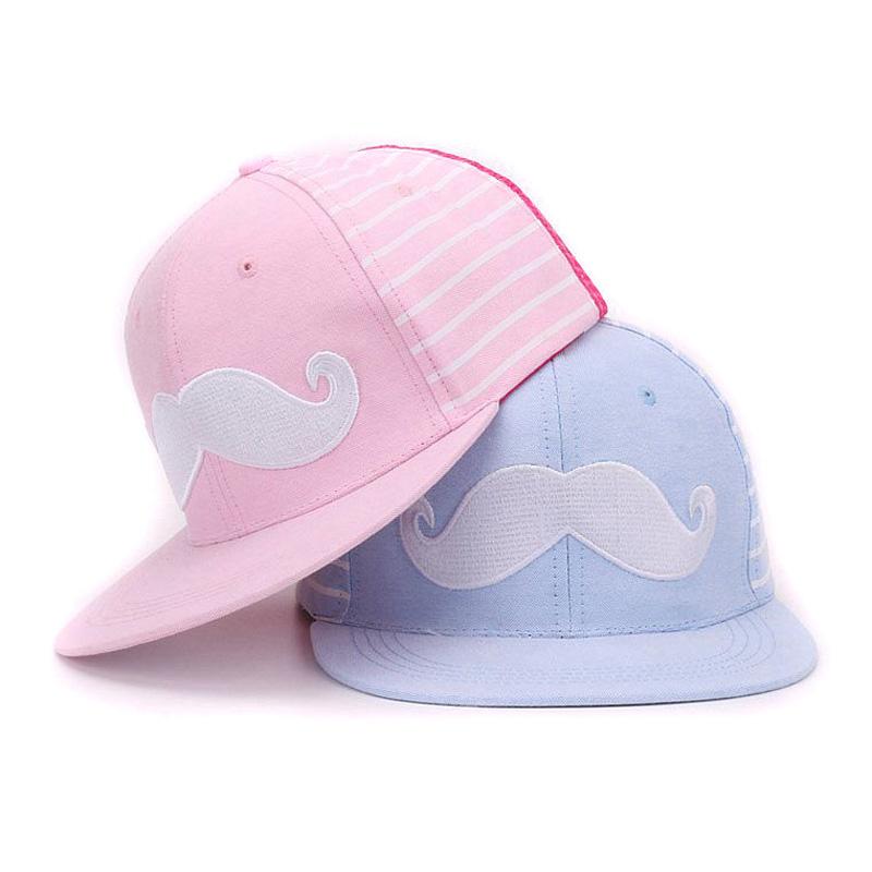 Snapback trucker beard embroidery and men mesh flat baseball cap mustache hip hop net hat and cap for men and women(China (Mainland))