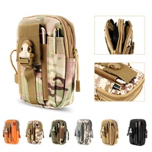 Waterproof Outdoor Sport Bag Case Cover For iPhone 7 6 6S Plus 4 5S Military Army Waist Pouch For Galaxy Note 5 S7 S6 Edge Plus(China (Mainland))