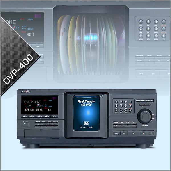 400 Discs DVD/CD+G Karaoke Changer With USB Reader(China (Mainland))