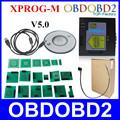 Newest Version Metal Full Adaptors X PROG M 5 0 Programmer Xprog x prog m XPROG